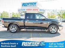 2014_Ram_1500_4WD Laramie, Sunroof, Nav, Cooled/Heated Leather Seats, Bluetooth, Remote Start, SiriusXM_ Calgary AB