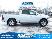 2014_Ram_1500_4WD Sport, Heated Seats, Remote Start, Bluetooth, Backup Camera, SiriusXM_ Calgary AB