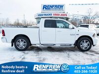 Ram 1500 4WD Sport, Sunroof, Nav, Remote Start, Heated/Ventilated Leather, Bluetooth 2014