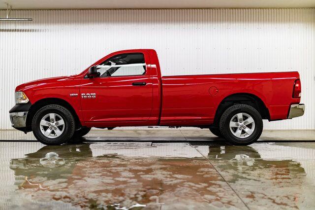 2014 Ram 1500 4x4 Reg Cab ST Longbox HEMI Red Deer AB