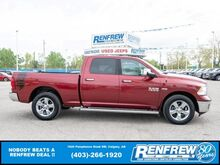 2014_Ram_1500_Big Horn Crew Cab 4x4, Heated Seats, Bluetooth, SiriusXM_ Calgary AB
