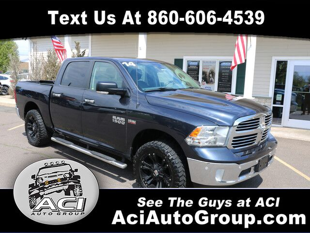 2014 Ram 1500 Big Horn East Windsor CT