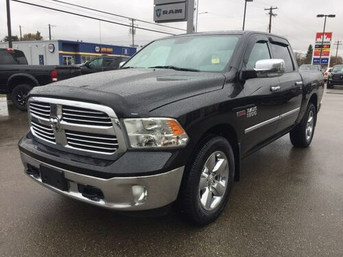 2014_Ram_1500_Big Horn Ecodiesel - Sunroof - 1 Owner_ Redwater AB