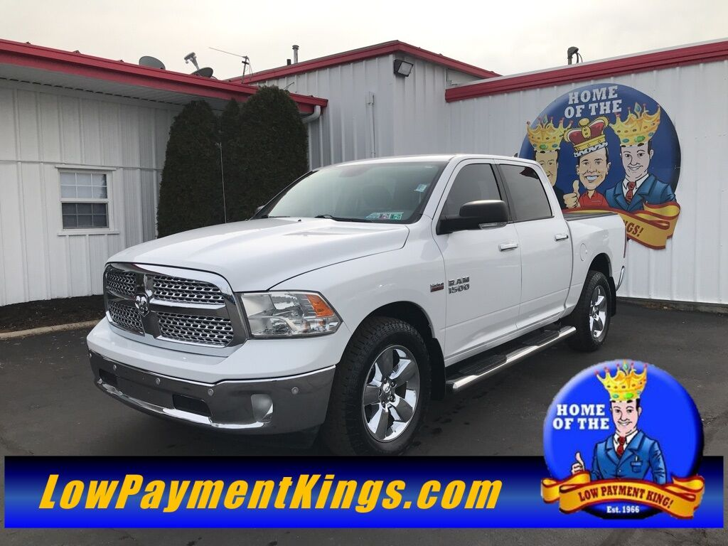 2014 Ram 1500 Big Horn Shelby OH