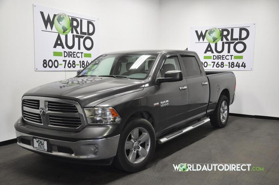 2014 Ram 1500 Lone Star Houston TX