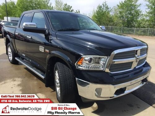 2014_Ram_1500_Longhorn  - Navigation -  Leather Seats - $231.44 B/W_ Redwater AB