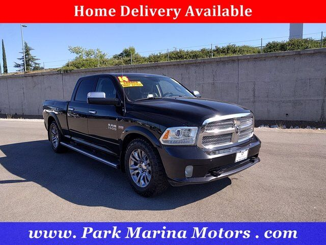 2014 Ram 1500 Longhorn Limited Redding CA