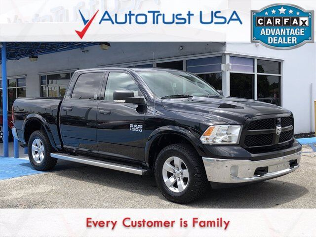 2014 Ram 1500 Outdoorsman Miami FL