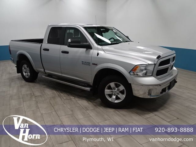 2014 Ram 1500 Outdoorsman Plymouth WI