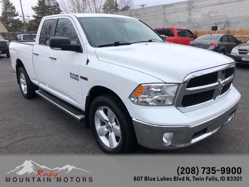 2014 Ram 1500 Outdoorsman Twin Falls ID