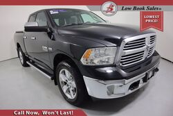 Ram 1500 QUAD CAB 4X4 BIG HORN HEMI 2014
