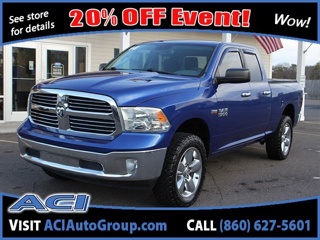 2014 Ram 1500 SLT East Windsor CT