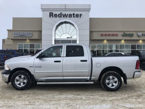 2014_Ram_1500_SXT - 5.7L Hemi Engine - Crew Cab - Back-Up Camera_ Redwater AB