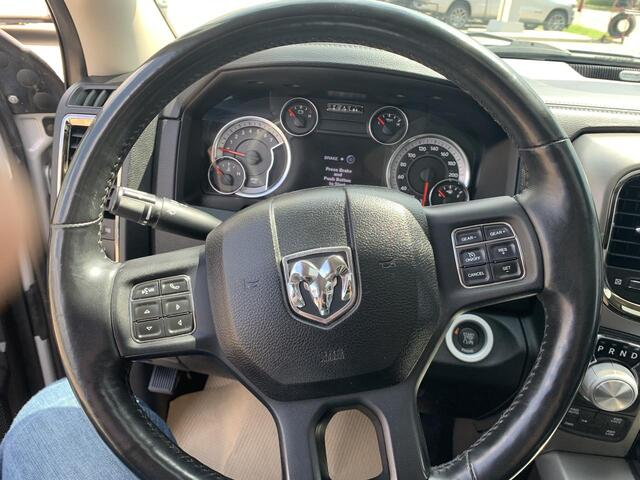 2014 Ram 1500 Sport - Uconnect Voice Command w/Bluetooth Redwater AB