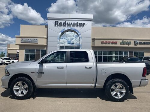 2014_Ram_1500_Sport - Uconnect Voice Command w/Bluetooth_ Redwater AB