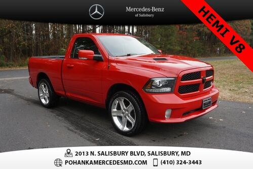 2014_Ram_1500_Sport Hemi 5.7L V8 ** GUARANTEED FINANCING **_ Salisbury MD
