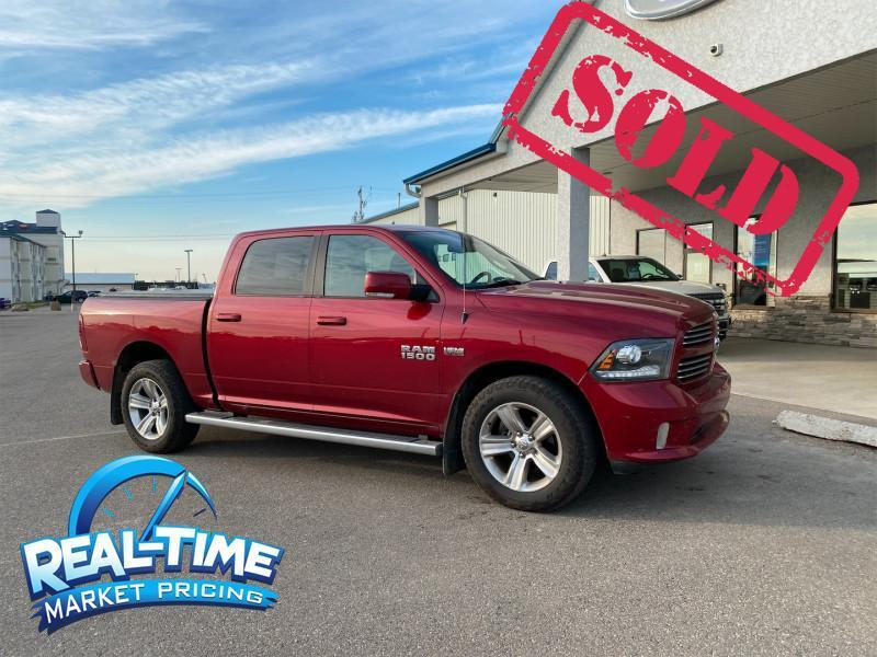 2014_Ram_1500_Sport_ High River AB