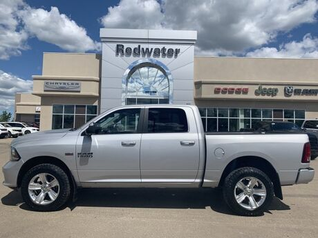 2014 Ram 1500 Sport Redwater AB