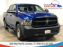 2014_Ram_1500_TRADESMAN CREW CAB AUTOMATIC REAR CAMERA BLUETOOTH RUNNING BOARDS TOW HITCH_ Carrollton TX