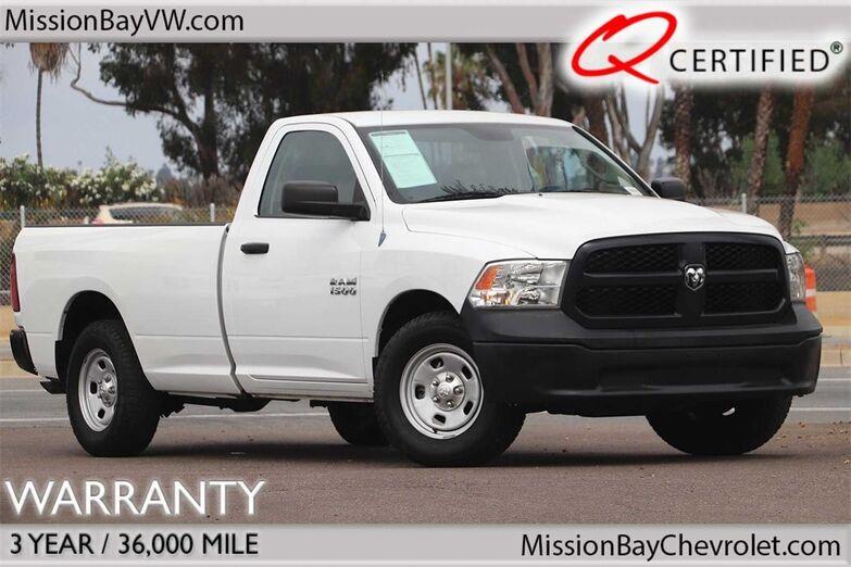 2014 Ram 1500 Tradesman San Diego CA