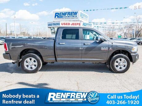 2014 Ram 2500 4WD Longhorn Limited, Sunroof, Nav, Remote Start, Backup Camera, Calgary AB