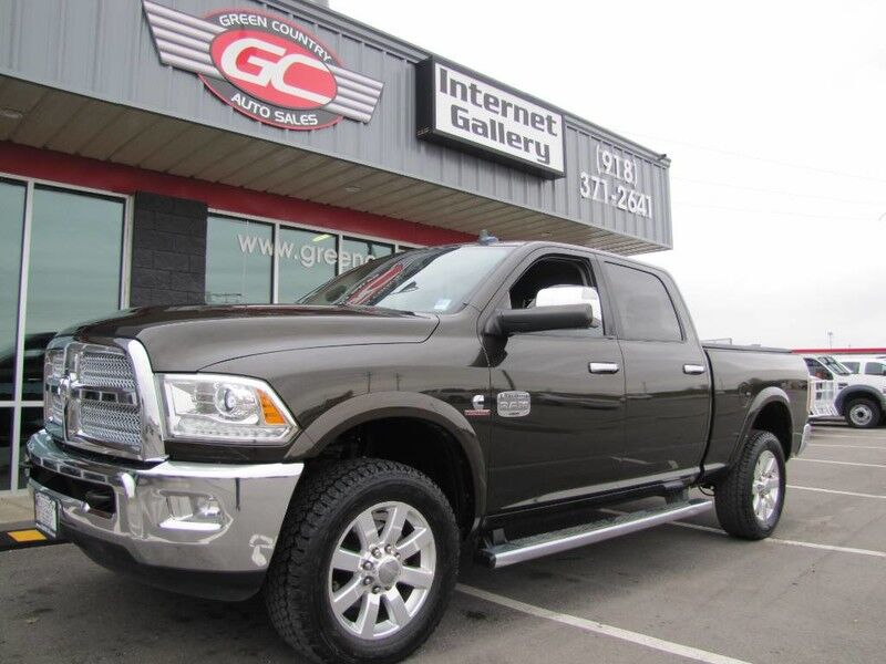 2014 Ram 2500 4x4 Diesel Longhorn Limited Loaded