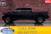 2014 Ram 2500 4x4 Mega Cab Limited Lift Leather Roof Nav