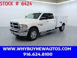 2014 Ram 2500 Utility ~ Crew Cab ~ Only 77K Miles!