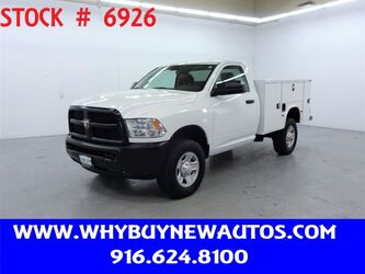 Ram 2500 Utility ~ Only 84K Miles! 2014
