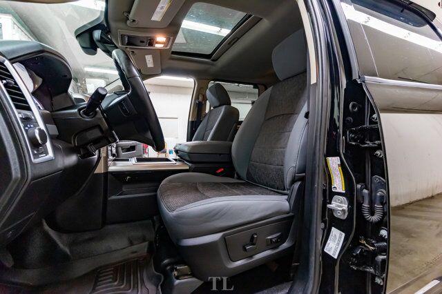 2014 Ram 3500 4x4 Crew Cab SLT Dually Diesel AISIN Red Deer AB
