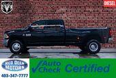 2014 Ram 3500 4x4 Crew Cab SLT Dually Diesel