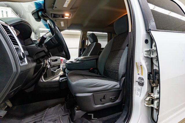 2014 Ram 3500 4x4 Crew Cab SLT Longbox Diesel Red Deer AB