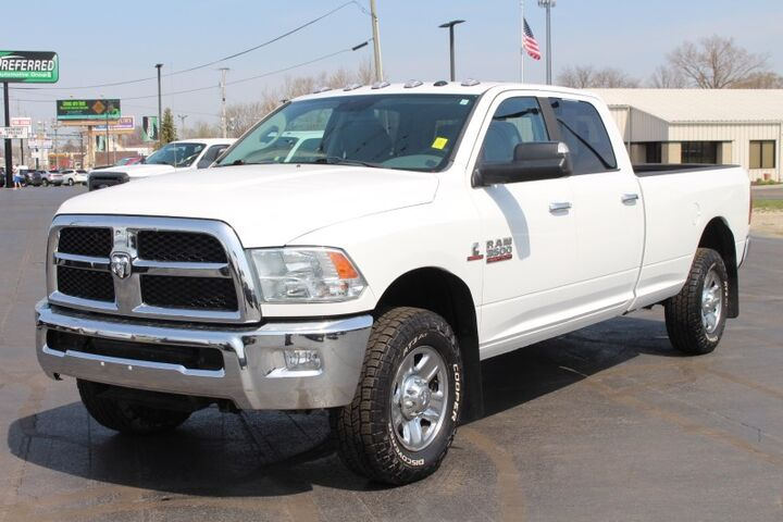 2014 Ram 3500 SLT Fort Wayne Auburn and Kendallville IN
