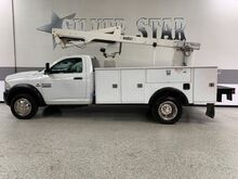 2014_Ram_5500_4WD Cummins Versalift Bucket Truck_ Dallas TX