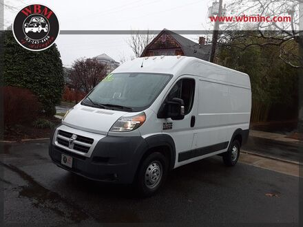 2014_Ram_ProMaster_1500 136 High Roof_ Arlington VA