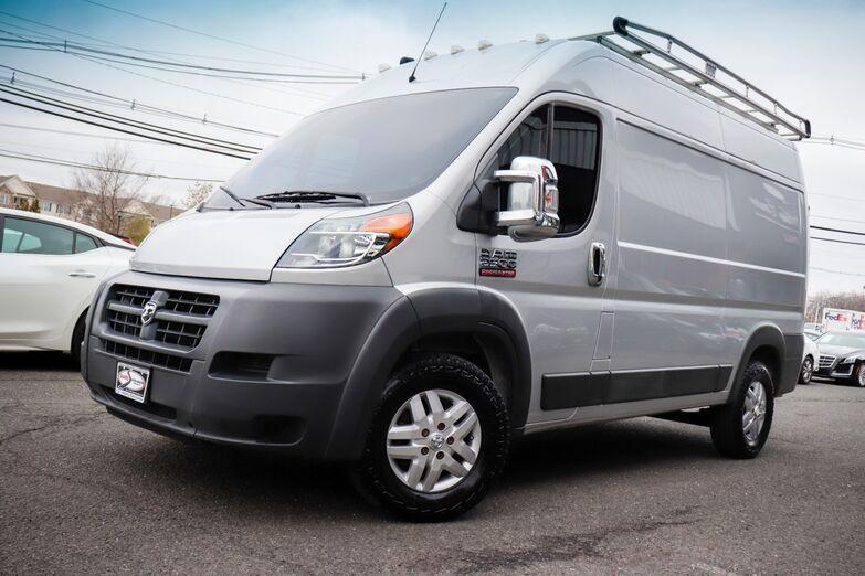 2014 Ram ProMaster Cargo Van 2500 High Roof 136 Cargo Springfield NJ