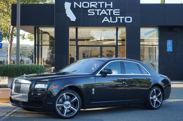 2014_Rolls-Royce_Ghost__ Walnut Creek CA