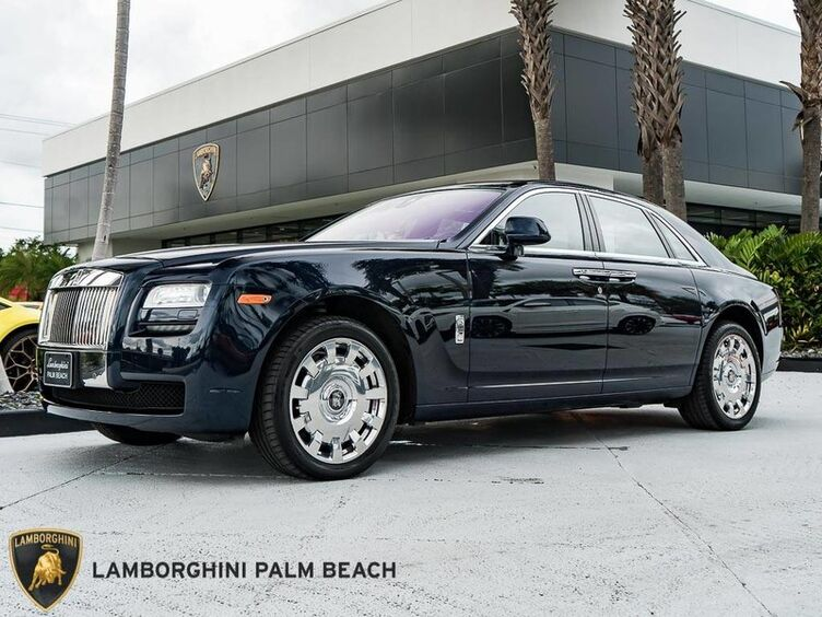 2014_Rolls-Royce_Ghost__ Palm Beach FL