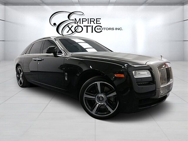 2014 Rolls-Royce Ghost EWB *V-SPEC* 1 OF 75 MADE*593HP Addison TX
