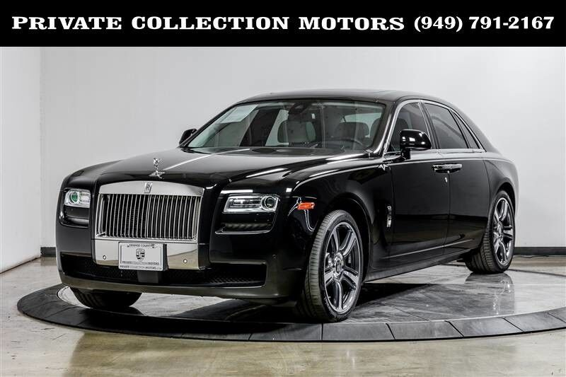 2014_Rolls-Royce_Ghost_V-Spec MSRP $360,025_ Costa Mesa CA