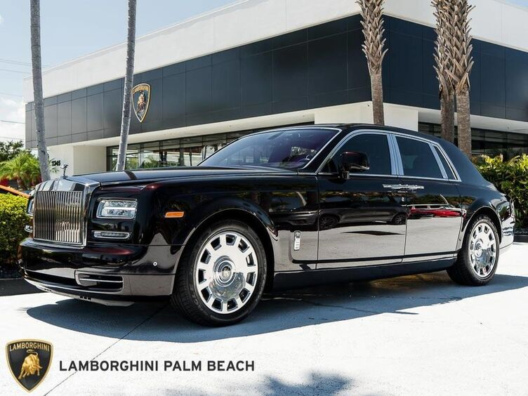 2014_Rolls-Royce_Phantom__ Palm Beach FL