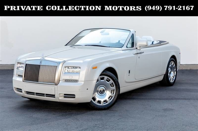 2014_Rolls-Royce_Phantom Coupe_Drophead Bespoke MSRP $532,625_ Costa Mesa CA