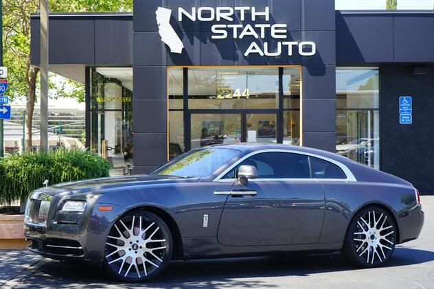 2014_Rolls-Royce_Wraith__ Walnut Creek CA
