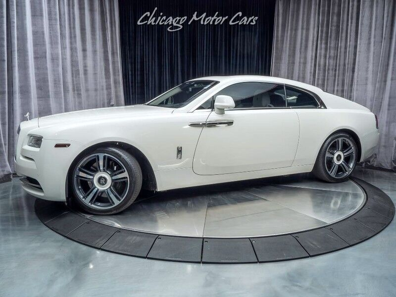 2014_Rolls-Royce_Wraith 2dr Coupe__ Chicago IL