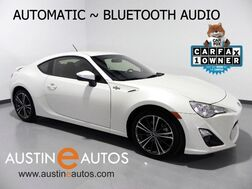 2014_Scion_FR-S_*AUTOMATIC, PIONEER AUDIO, ALLOY WHEELS, BLUETOOTH PHONE & STREAMING AUDIO_ Round Rock TX