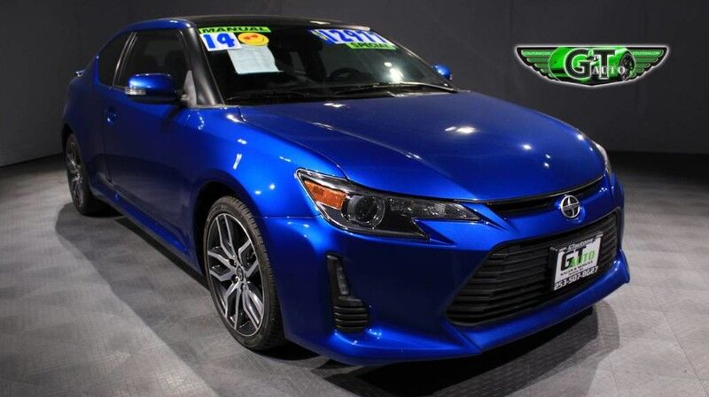 2014 Scion tC Hatchback Coupe 2D