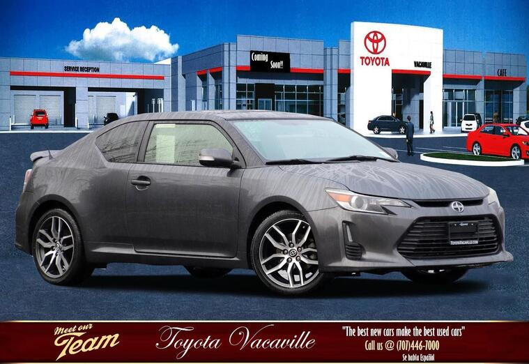 2014 Scion tC Hatchback Coupe Vacaville CA