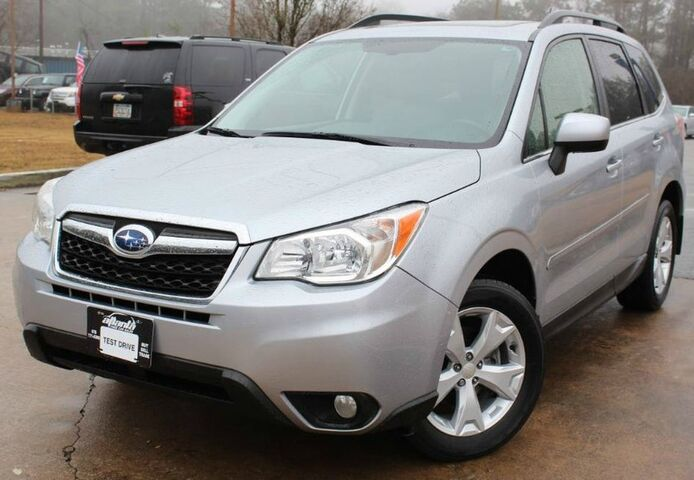 2014 Subaru Forester ** ALL WHEEL DRIVE ** - w/ BACK UP CAMERA & PANORAMIC ROOF Lilburn GA