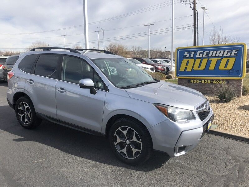 2014 Subaru Forester 2.0XT Touring St George UT