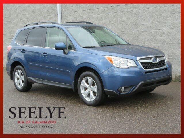 2014 Subaru Forester 2.5i Limited Battle Creek MI